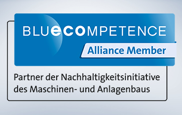 Blue Competence Logo